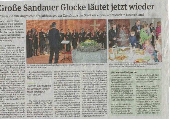Sandauer Glocke